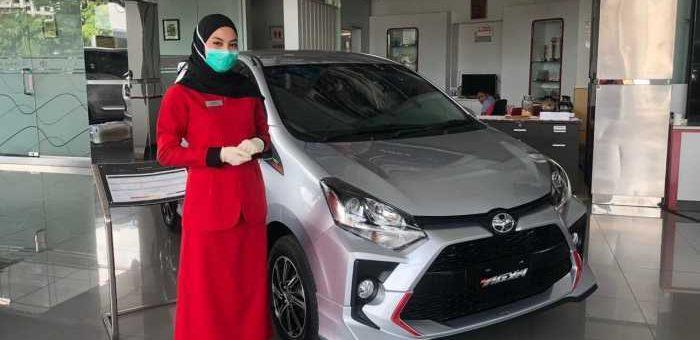 Promo Toyota Berikan Kemudahan Mobil Impian Anda