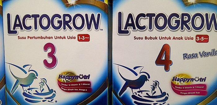Dapatkan Promo Lactogrow dan Lactogen Diskon Termurah